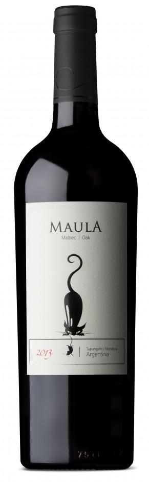 Maula Malbec Oak 2013