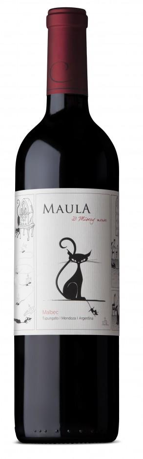Maula & Misery Mouse Malbec 2014