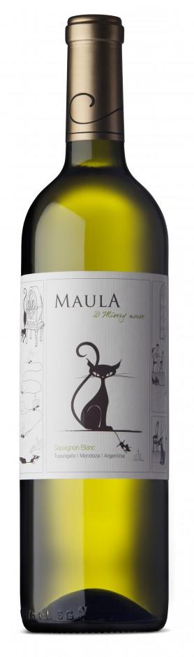 Maula & Misery Mouse Sauvignon Blanc 2014
